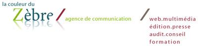 la couleur du Zèbre / agence de communication